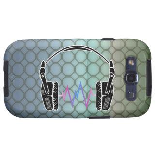 Auriculares Galaxy S3 Funda