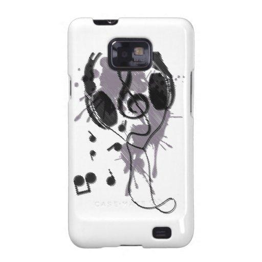 Auriculares (G) Samsung Galaxy S2 Carcasas
