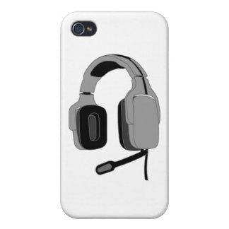 Auriculares iPhone 4 Carcasas