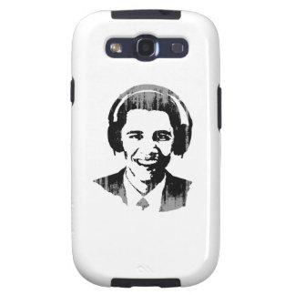 Auriculares Vintage.png de Barack Obama Samsung Galaxy S3 Coberturas