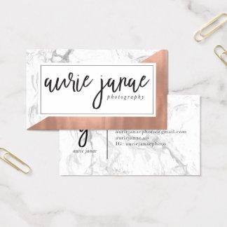 Aurie Janae Custom Business Cards