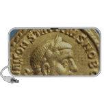 Aurífero de Constantius I César Augustus Altavoz De Viaje