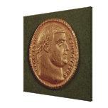 Aurífero de Diocletian que lleva una guirnalda del Impresiones En Lienzo Estiradas