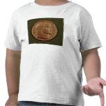 Aurífero de Diocletian que lleva una guirnalda del Camiseta