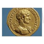 Aurífero de Hadrian Felicitación
