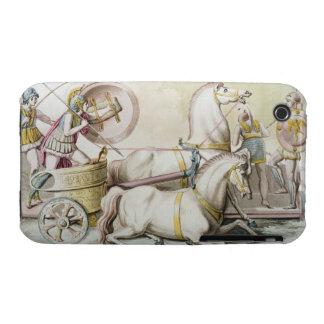"Aurigas romanos, del ""dei de Costumi Romani"", engr Case-Mate iPhone 3 Carcasa"