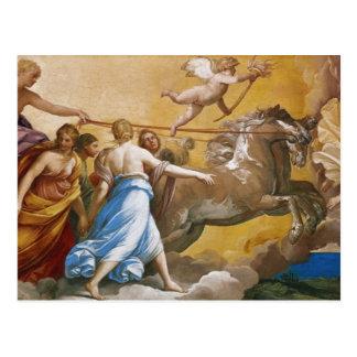 Aurora, 1613-14 postcard