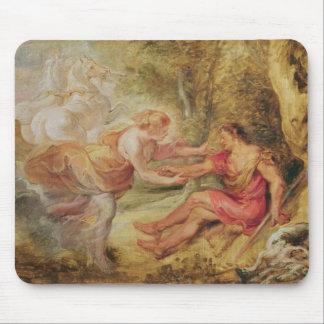 Aurora Abducting Cephalus, 1636 Mouse Pads