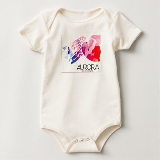 aurora album cover baby shirt