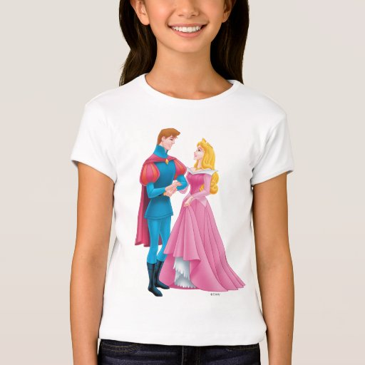 Aurora and Prince Phillip T-Shirt