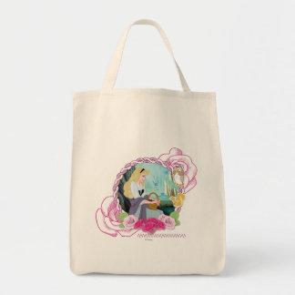 Aurora - apacible y agraciada bolsa tela para la compra