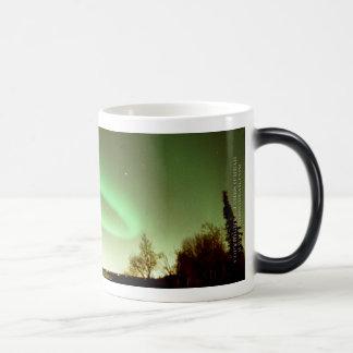 Aurora Arc Over Anchorage Magic Mug