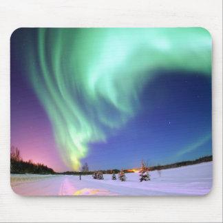 Aurora at Bear Lake. Mouse Pad