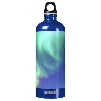 Aurora at Bear Lake. Water Bottle