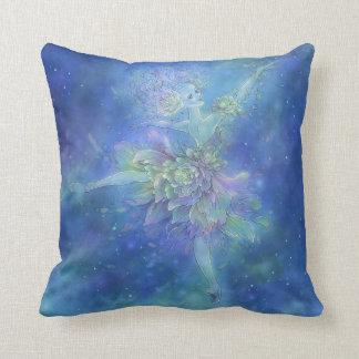 Aurora Ballerina Fantasy Art Pillow