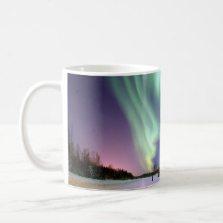 Aurora - Beautiful Northern Lights Coffee Mug