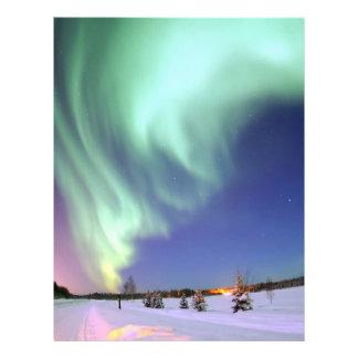 Aurora - Beautiful Northern Lights Flyer