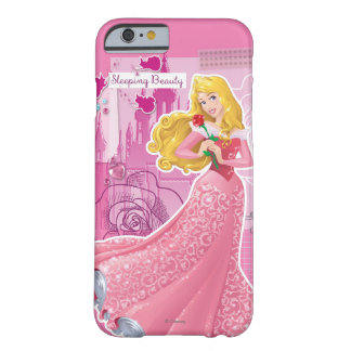 Aurora - bella durmiente funda barely there iPhone 6