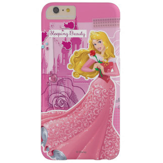 Aurora - bella durmiente funda barely there iPhone 6 plus
