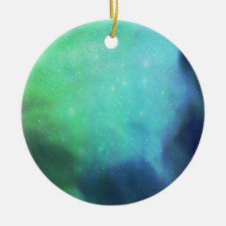 Aurora boreal aurora Borealis Ornamento De Reyes Magos