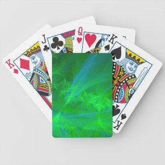 Aurora boreal baraja de cartas