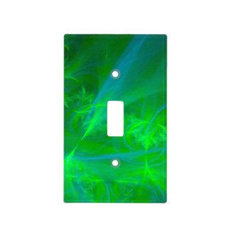 Aurora boreal cubiertas para interruptor