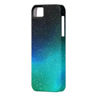 Aurora boreal iPhone 5 protectores