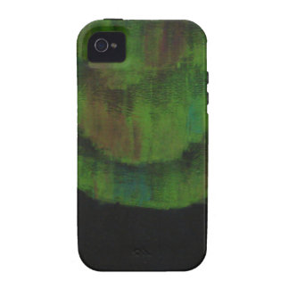Aurora boreal Case-Mate iPhone 4 carcasas