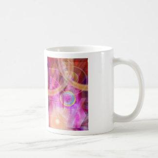 Aurora boreal tazas de café