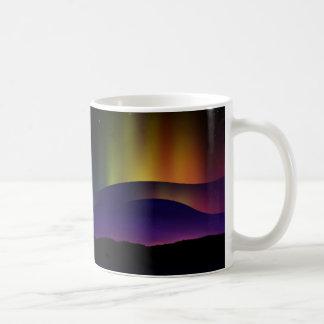 Aurora boreal taza clásica