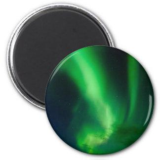 Aurora Borealis - Þingvellir #7 Refrigerator Magnets
