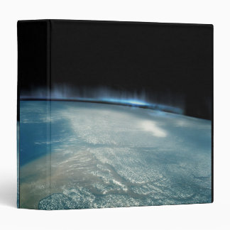 Aurora Borealis 3 Ring Binder