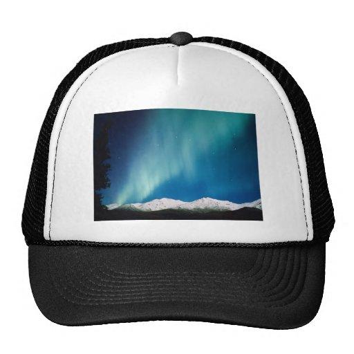 Aurora Borealis, Alaska Trucker Hat
