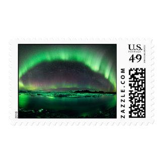 Aurora Borealis - aurora boreal Franqueo