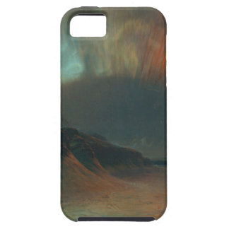 Aurora Borealis by Frederic Edwin Church 1865 iPhone SE/5/5s Case