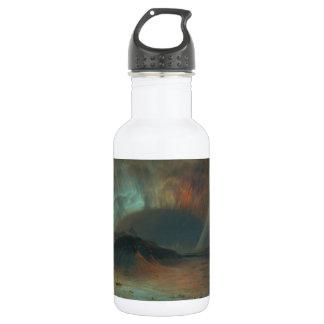 Aurora Borealis by Frederic Edwin Church 1865 18oz Water Bottle