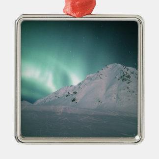 Aurora Borealis, cerca de Palmer, el 17 /18 de ene Ornamento De Navidad