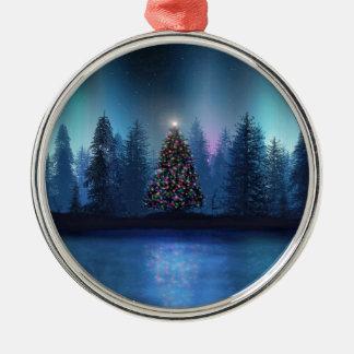 Aurora Borealis Christmas Ornaments