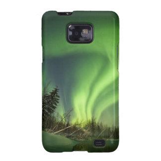 Aurora Borealis Samsung Galaxy S2 Fundas