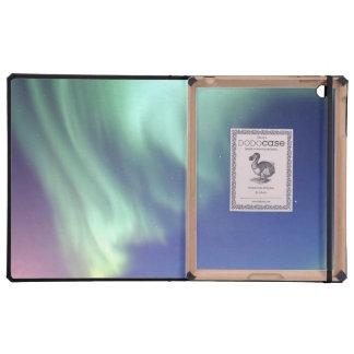 AURORA BOREALIS iPad CARCASAS