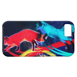 Aurora Borealis iPhone 5 Case-Mate Protectores