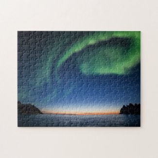 Aurora Borealis Jigsaw Puzzle