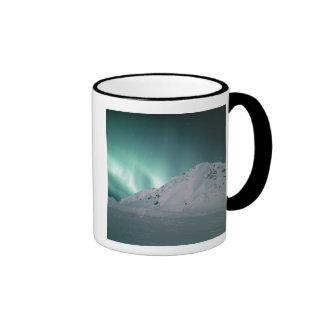 Aurora Borealis, near Palmer, January 17/18, Ringer Mug