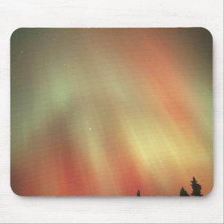 Aurora Borealis, Northern Lights, Fairbanks Mouse Pad