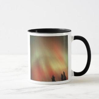 Aurora Borealis, Northern Lights, Fairbanks Mug