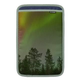 Aurora Borealis Northern Lights Skies Glow Sparkle MacBook Air Sleeve