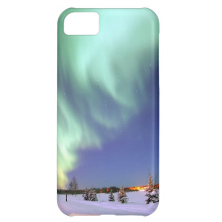 Aurora Borealis, o aurora boreal, Alaska