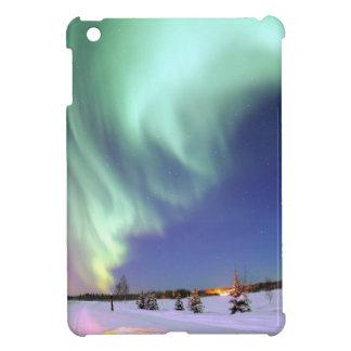 Aurora Borealis, or Northern Lights, Alaska iPad Mini Case