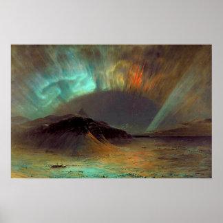 Aurora Borealis Impresiones