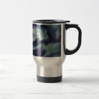 Aurora Borealis Patterns Travel Mug